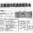 2018年三番瀬市民調査報告会
