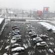 長岡の雪景色