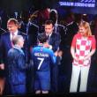 7月16日(月)  ワールドカップ フランス20年ぶり2回目の優勝