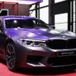 【BMW】パリにて新型「M5」に625hpの最強モデル「コンペティション」を設定!
