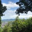 真夏の操山山歩き