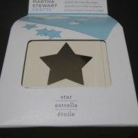 星(スター&Star)のオールオーバーザページパンチはマーサスチュワート・スター<shopWA・ON>