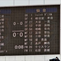 2017 J1 第11節 ホーム 仙台戦
