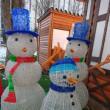 ミュンヘンクリスマス市、昼