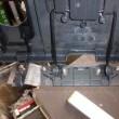 セレナ C25 シートバックテーブル取付