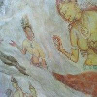 スリランカの女神に