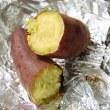 「焼き芋」写真のフリー素材(商用利用可能)