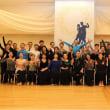 オレクシー組を招いての第4回目踊り込み練習会が終わりました。
