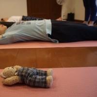 京都のマダムたちの間で評判の「ヨガと朝ごはん」のイベント。