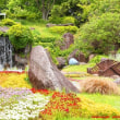 信州・小布施  「フローラルガーデンおぶせ」 の花園へ………!