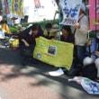 原発いらない福島の女たち100人の座り込みに行ってきました