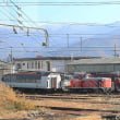 《鉄道写真》うらぶれた機関車たち~長野総合車両センター~