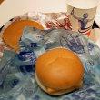 ハンバーガーの○○抜きを食べてみた。