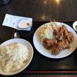 鶏の唐揚げ定食な日々