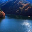 桐生川での紅葉 2017年(その5)、千代の淵・千代が滝にて