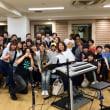 大久保宙 with CHU BAND ft.小林香織リハーサル + ゴスペル&パーカッション