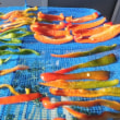 乾燥野菜を作りましょう。