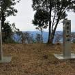 女鈴山の山頂には鈴嶽神社がありました。 (Photo No.14165)