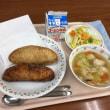 リクエスト給食(揚げパン) 2月7日