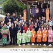 川崎獅子太鼓100年 記念写真