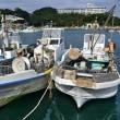漁港の昼下がり (鳥羽小浜)