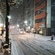 すごい雪ですね。