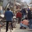 24年前の今朝5時46分に阪神淡路大震災が起こった。