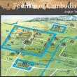 カンボジアの外国人観光客数、2018年01〜08月は12%増。