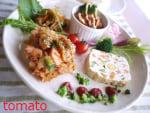 豆腐のミートローフでワンプレートご飯~^^