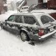 ドンと 大雪降りました