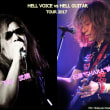 HELL VOICE vs HELL GUITAR TOUR 2017