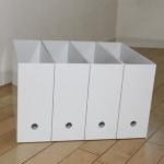 無印のBOXで収納・整理