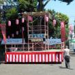 近くで「盆踊り大会」が開かれます 最近は少ない!!文化遺産?