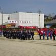 武豊町消防団観閲式、農作業など