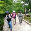 裏磐梯・小野川湖不動滝と檜原湖ハイク 2018年7月8日