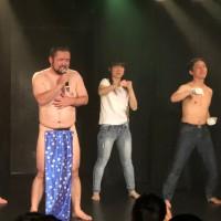 舞台46「団長の96時間」 オニクドソレイユ@下北沢駅前劇場