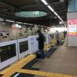 【続き】たまプラーザ駅のホームドアー