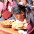 草原の国モンゴル紀行③・・・アルドゥラーンの遊牧地・・・ゲルでお食事とアトラクション