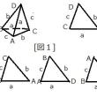 等面四面体ABCDにおける内接球面と傍接球面についての特殊性