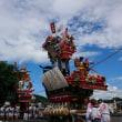 日田祇園祭・自民党大分政治学院