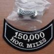 15万マイル