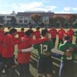 大阪私学選抜U-16 vs 大阪産業大学附属高等学校