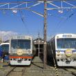 2019年2月17日 静岡鉄道は長沼車庫 (さよなら撮影会)