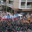 富岡八幡のお祭り