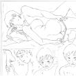 小休止(3)昔描いた絵