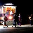 京の都の電車
