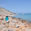 ギリシャ 美しい島 アスティパレア島 4 ビーチ&ドローン