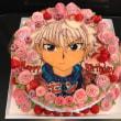素敵な誕生日ケーキ