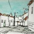 1539.ヴィラ・ド・ビスポの町角