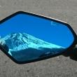 冬の富士山ツーリング